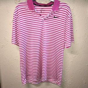 Nike Golf Dri-Fit Short Sleeved Polo